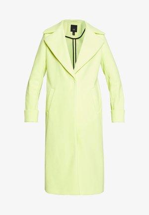 ADRIANA COAT - Frakker / klassisk frakker - lime