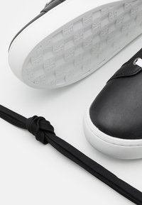 Calvin Klein Jeans - CUPSOLE LACEUP  - Trainers - black - 5