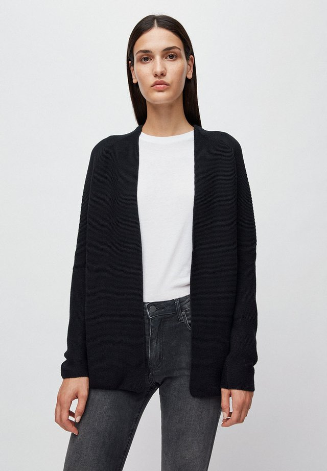 MAASHAA - Vest - black
