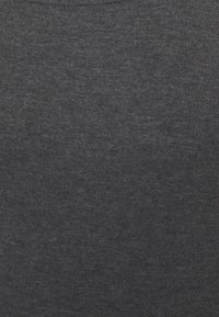 Pier One - 3 PACK - Maglietta intima - black/khaki/mottled dark grey - 5