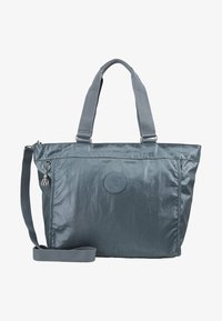 Kipling - NEW SHOPPER - Tote bag - steel geyr metal - 6