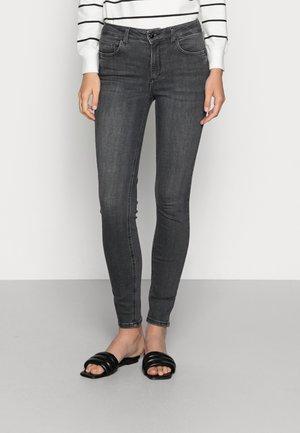DIVINE  - Jeans Skinny Fit - denim dark grey wash