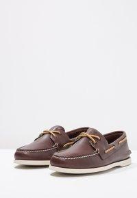Sperry - Buty żeglarskie - classic brown - 2