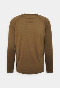 ION - SCRUB  - Pitkähihainen paita - mud brown - 1