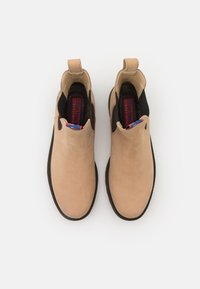 Blue Heeler - HAMILTON UNISEX - Classic ankle boots - beach sand/brown - 3