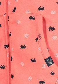 Sublevel - Zip-up sweatshirt - light red - 3