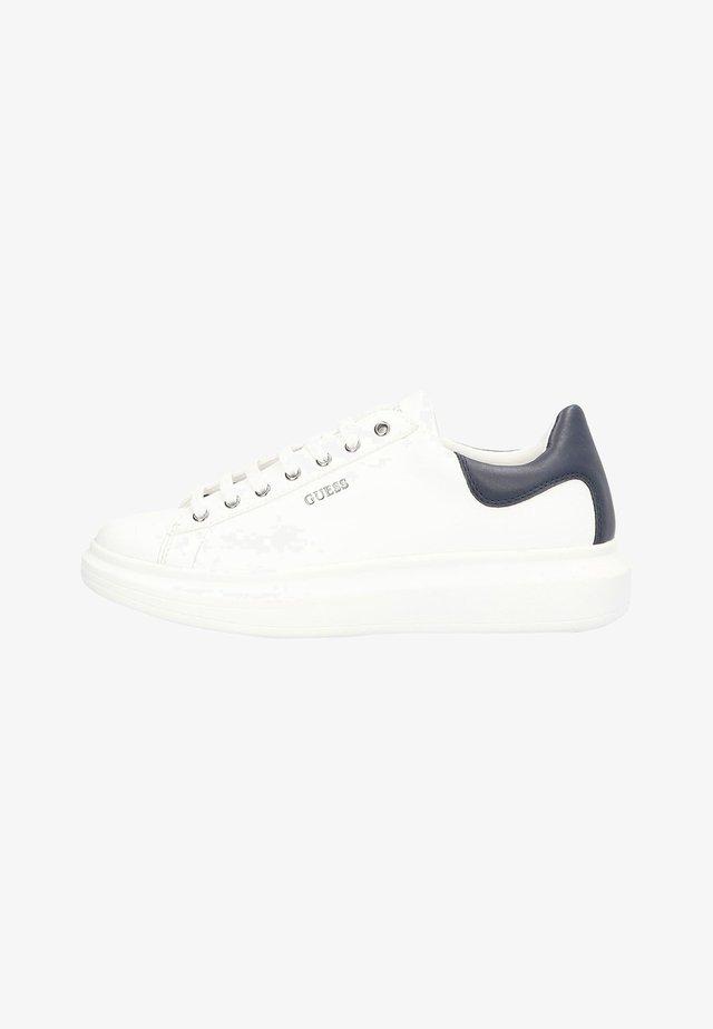SALERNO - Sneakers basse - mehrfarbig, grundton blau