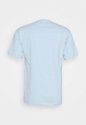T-shirt imprimé - sky blue