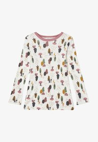 Name it - Long sleeved top - snow white - 0
