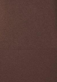Soyaconcept - DOLLIE - Jumper - brown melange - 2