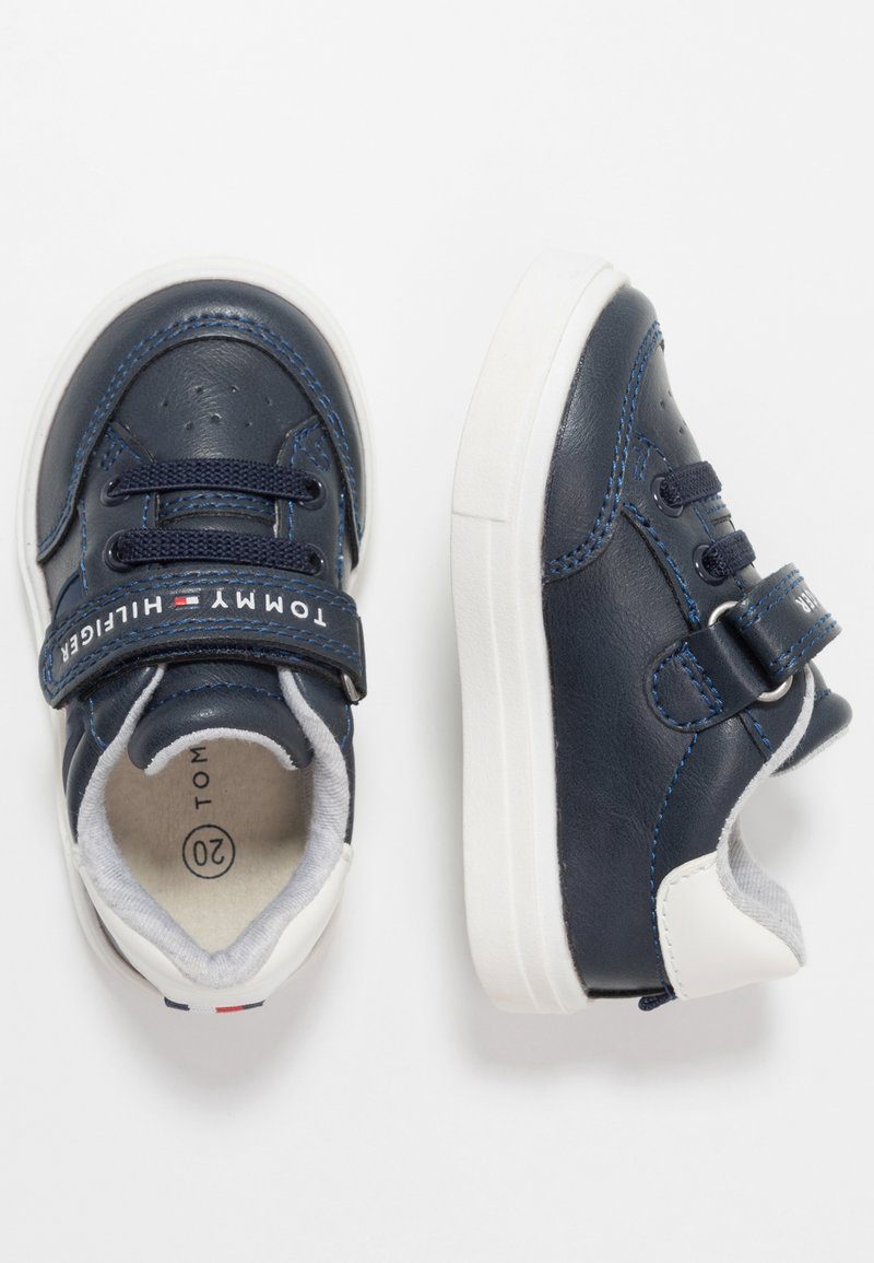 Tommy Hilfiger - Sneakers laag - blue