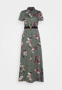 Vero Moda - VMLOVELY ANCLE DRESS - Maxi dress - laurel wreath - 3