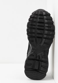 Simply Be - WIDE FIT TAYLOR CHUNKY SOLE TRAINERS - Joggesko - black - 6