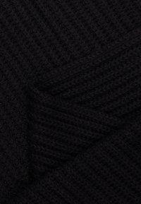 DRYKORN - CRONICA - Scarf - black - 2
