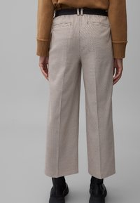 Marc O'Polo - MIT KAROMUSTER - Trousers - multi - 2