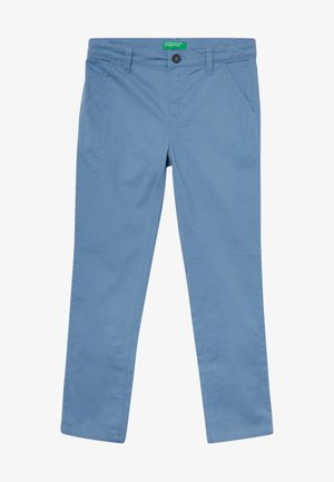 TROUSERS - Chino - blue