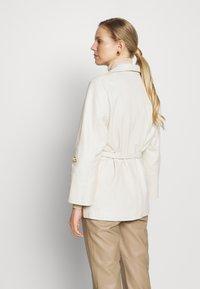 Ibana - MAE - Leather jacket - cream - 2