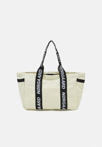 HEAVY TOOLY - Tote bag - off white