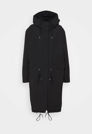 PARKA - Parka - black dark