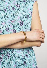 Hermina Athens - ANCHOR BRACELET - Bracelet - gold-coloured - 1