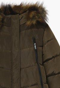 Lemon Beret - TEEN GIRLS - Winter coat - khaki - 2