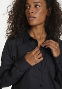 Karen by Simonsen - Button-down blouse - meteorite - 3
