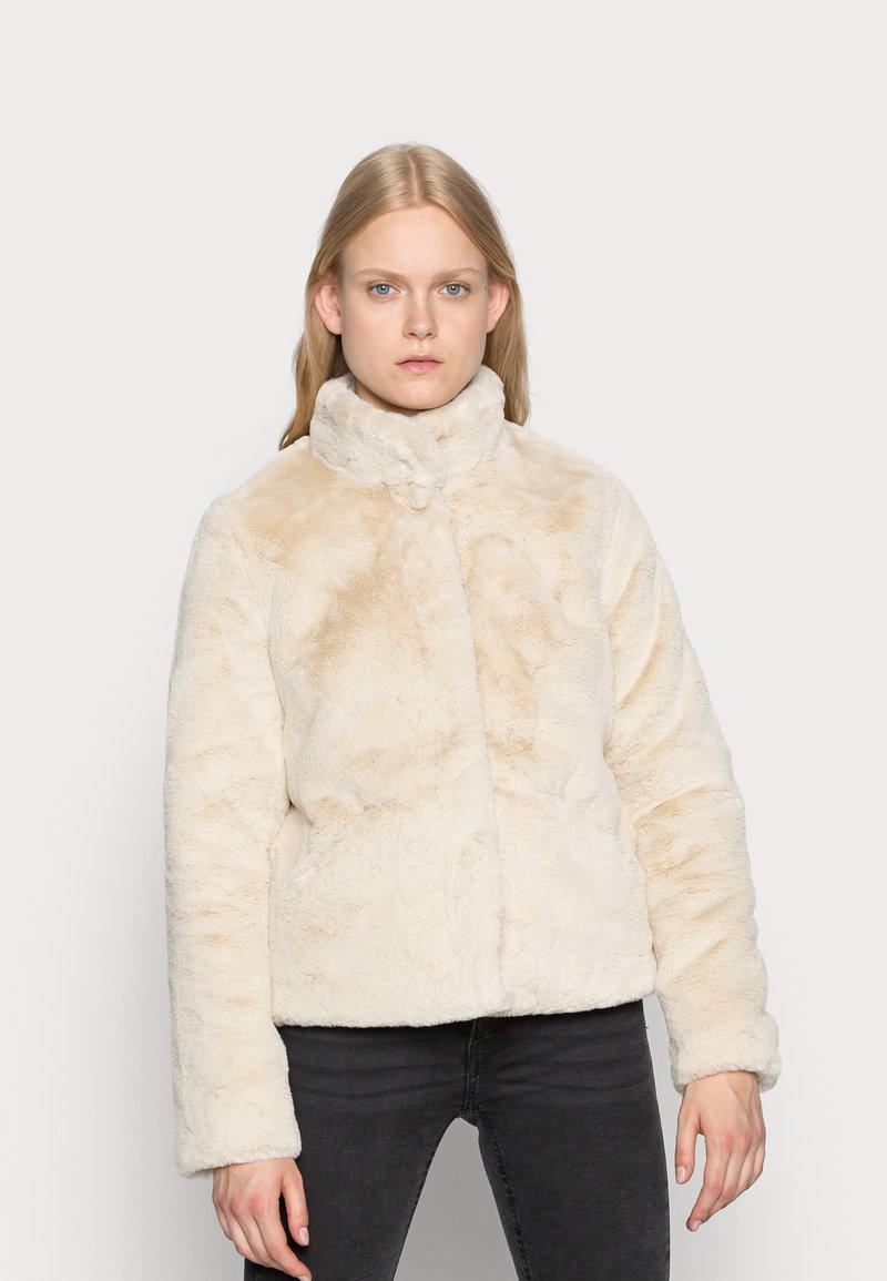 ONLY - ONLVIDA JACKET - Winter jacket - pumice stone