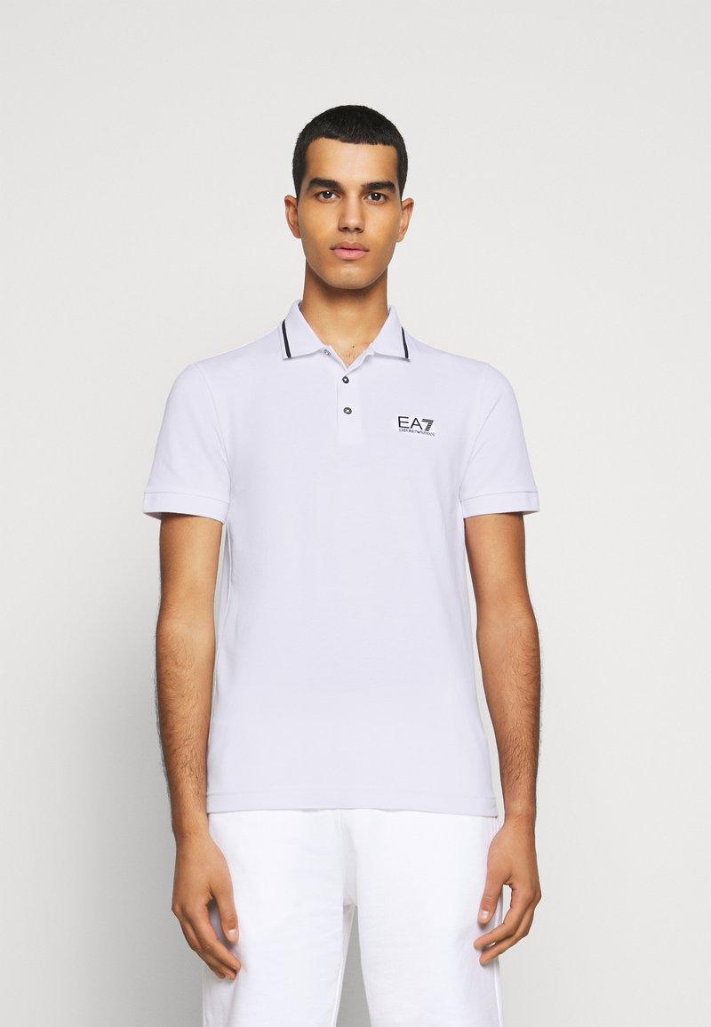 EA7 Emporio Armani - Polo shirt - white