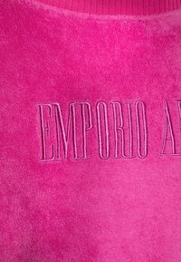 Emporio Armani - FELPA - Mikina - rosa pop - 2