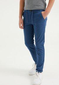 WE Fashion - Chinos - blue - 1