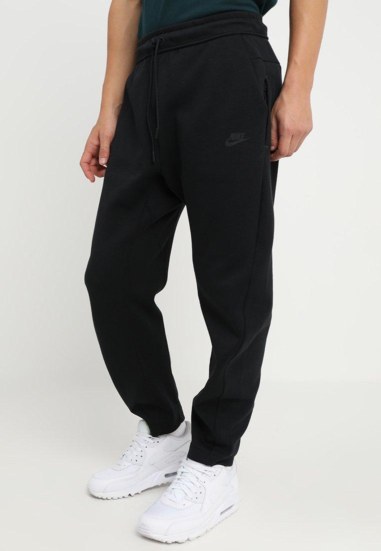 Nike Sportswear - PANT - Tracksuit bottoms - black/black