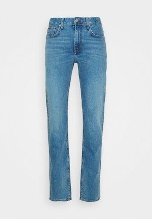 STRAIGHT DENTON - Jeans straight leg - maine indigo