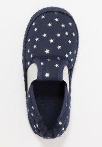 Nanga - KLEINER STERN - Domácí obuv - dunkelblau - 1