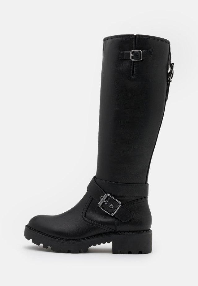 MARCOS - Cowboy/Biker boots - black