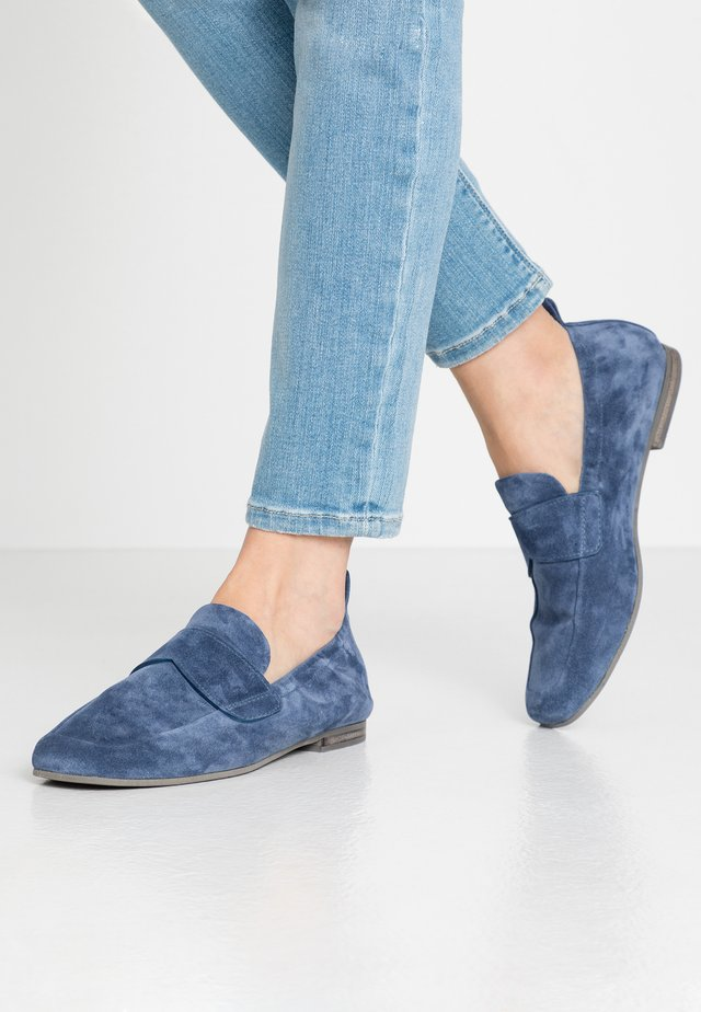 NINA - Loafers - denim