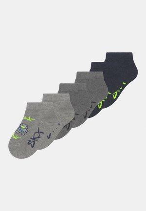 BOYS SEASONAL 6 PACK - Socks - light grey