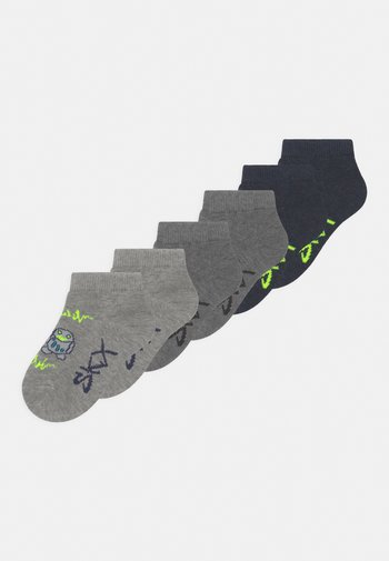 BOYS SEASONAL 6 PACK - Sokken - light grey