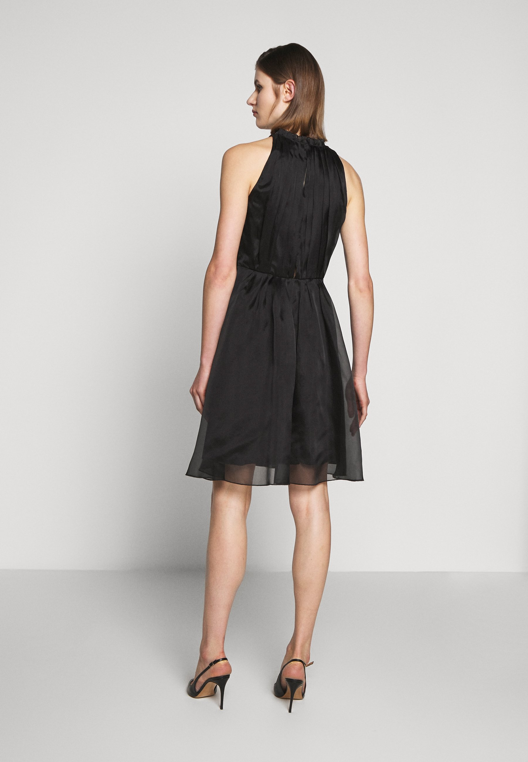 Najwyżej oceniane Duża obniżka Marella LIPARI - Sukienka koktajlowa - black | Odzież damska 2020 lY3v8