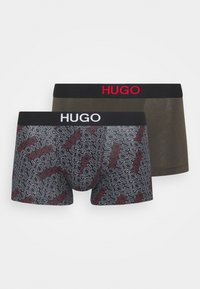 HUGO - TRUNK BROTHER 2 PACK  - Pants - black - 0