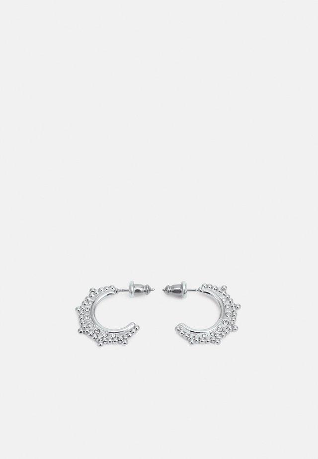 EARRINGS SINCERITY - Orecchini - silver-coloured