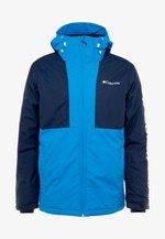 TIMBERTURNER JACKET - Snowboard jacket - azure blue/collegiate navy