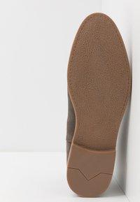Pier One - Kotníkové boty - grey - 4