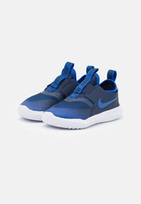 Nike Performance - FLEX RUNNER UNISEX - Neutral running shoes - game royal/midnight navy/white - 1