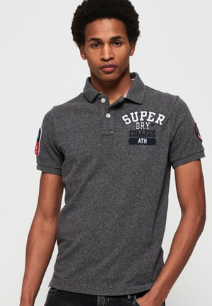 CLASSIC SUPERSTATE  - Polo - gray