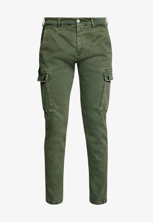 JAAN - Cargo trousers - hunter green