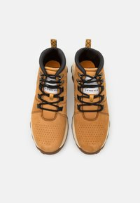 Timberland - BROOKLYN CITY MID - Sneakersy wysokie - wheat - 3