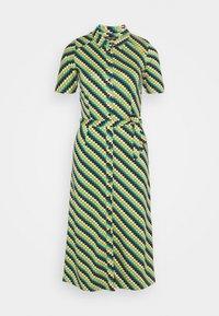 King Louie - ROSIE DRESS DAZE - Žerzejové šaty - eden green - 5