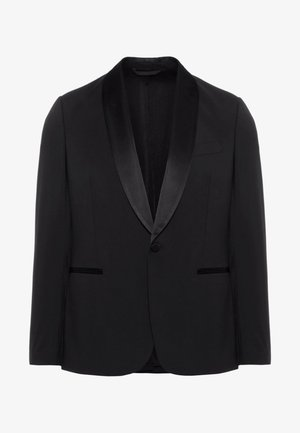 SAVILE TUX COMFORT - Suit jacket - black