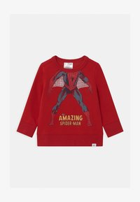 GAP - TODDLER BOY SPIDERMAN  CREW - Sweater - modern red - 0
