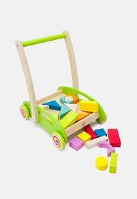 Hape - BAUWAGEN UNISEX - Toy - multicolor - 3